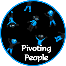 Pivoting People Promo Image