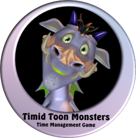 Timid Toon Monsters