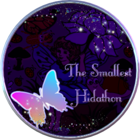 The Smallest Hidathon Promo Image